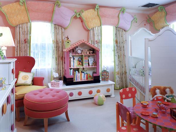 kid bedroom window treatments