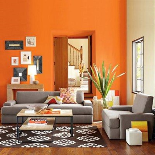 Ideas to Choose Colors to Paint Living Room