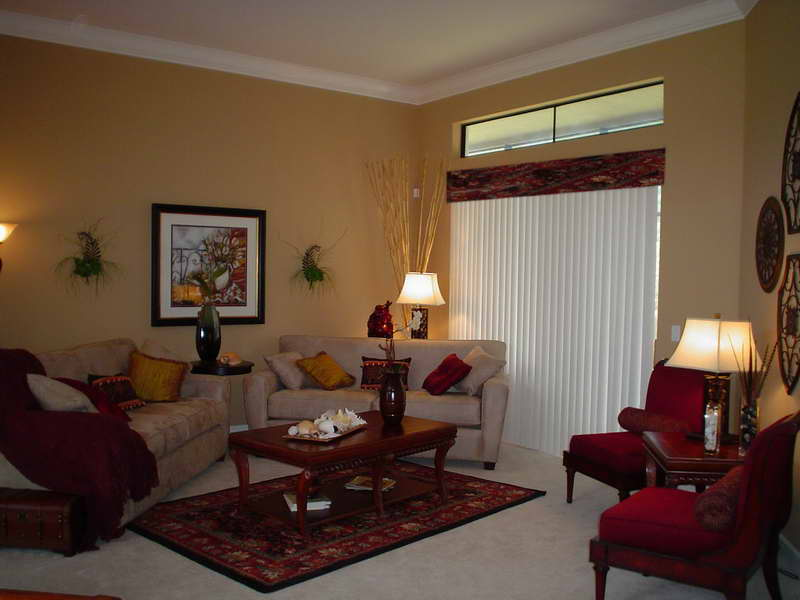 Selecting Color Schemes for Living Rooms 3