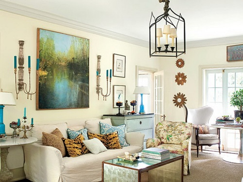 Selecting Color Schemes for Living Rooms 4