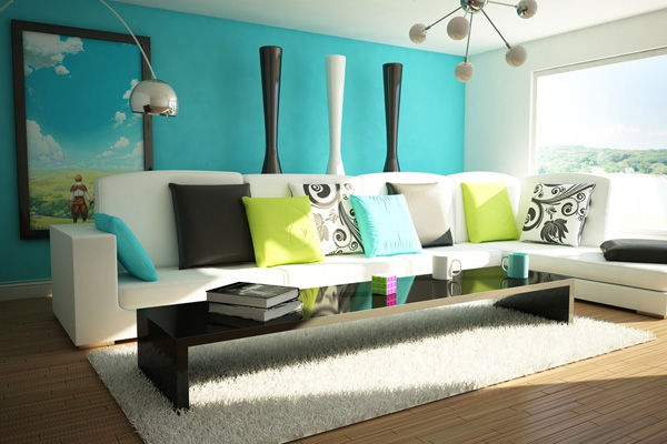 Selecting Color Schemes for Living Rooms 5