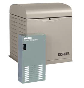 Kohler generators Houston