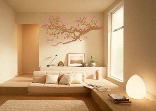 Decorating Ideas of Wall Decals for Living Room 5