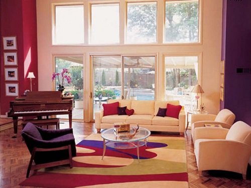 Ideas to Choose Colors to Paint Living Room 2